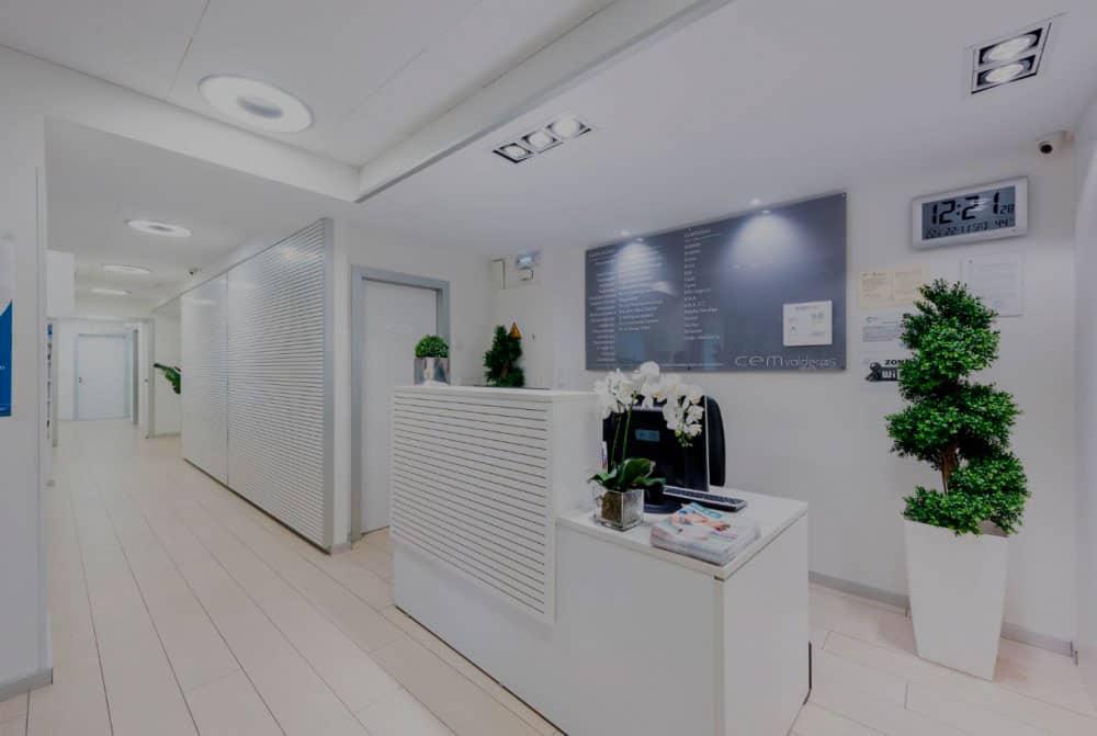 Dentistas Odontólogos en Alcorcón CEM Valderas. Centro Especialidades Medicas en Alcorcón