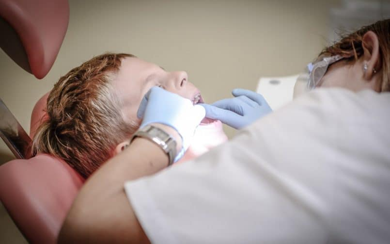 Niños y Dientes Primera Visita al Dentista. Clínica Dental en Alcorcón CEM Valderas