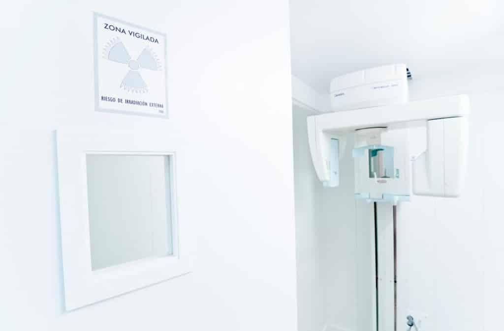 Ortopantomografía digital Dentistas en Alcorcón. Centro Especialidades Médicas Valderas
