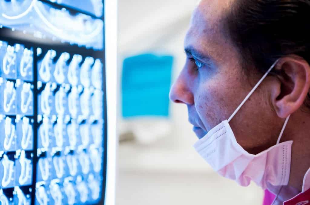 Radiovisiografía dental Dentistas Alcorcón. CEM Valderas