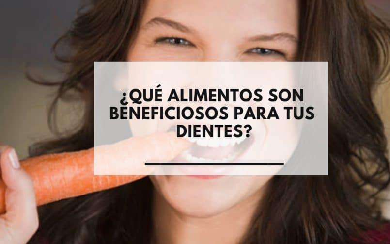 Alimentos beneficiosos para tus dientes. CEM Valderas Dentistas en Alcorcón