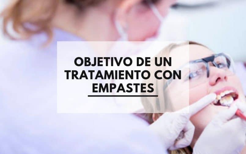 Objetivos de un tratamiento de empastes dentales. Clínica Dental CEM Valderas Dentistas en Alcorcón