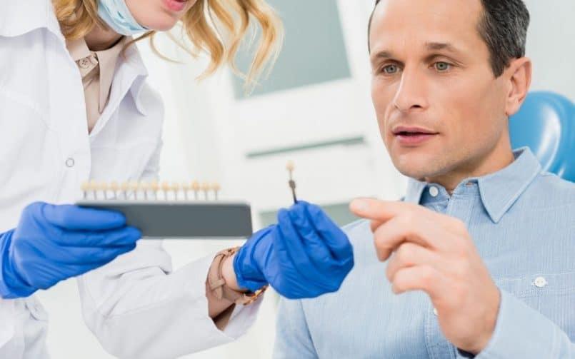 ¿Que son los dientes en un día?