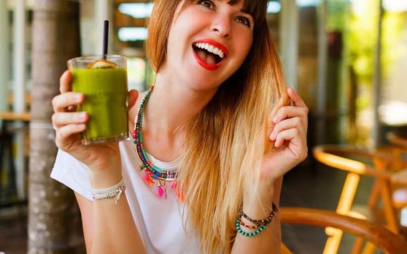 Dieta saludable y salud bucal